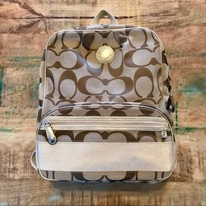 Coach | Signature Backpack